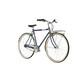 Ortler Bricktown City Bike blue